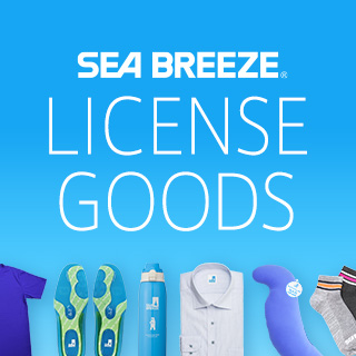 SEA BREEZE LICENSE GOODS